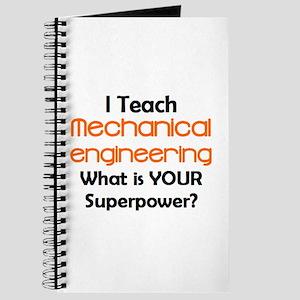 teach mech engineering Journal