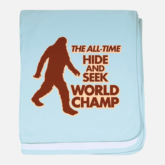 BIGFOOT - THE ALL-TIME HIDE & SEEK WORLD CHAMP bab