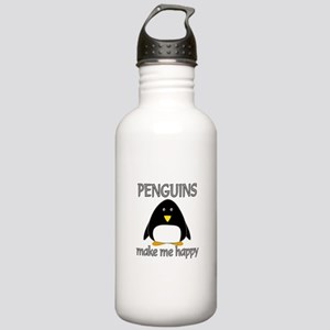 Penguin Happy Stainless Water Bottle 1.0L