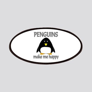 Penguin Happy Patches