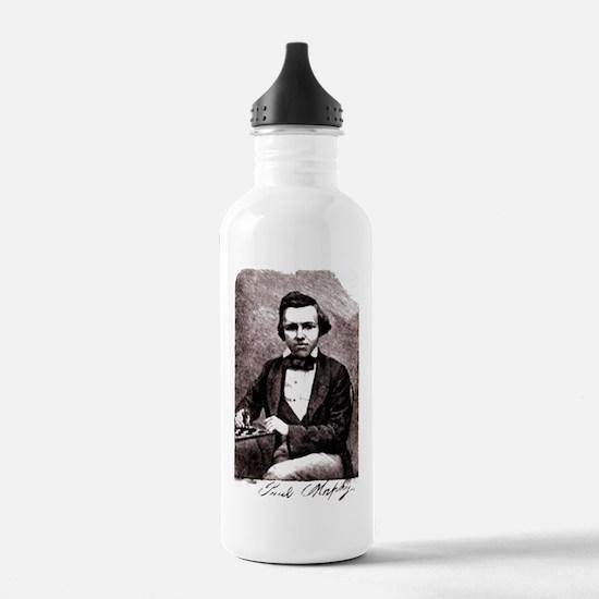 Cute Chess Water Bottle