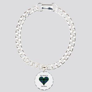 Heart - Davidson Charm Bracelet, One Charm