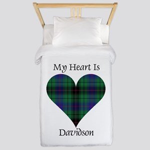 Heart - Davidson Twin Duvet