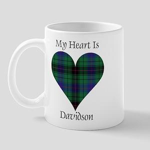 Heart - Davidson Mug