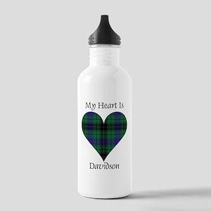 Heart - Davidson Stainless Water Bottle 1.0L