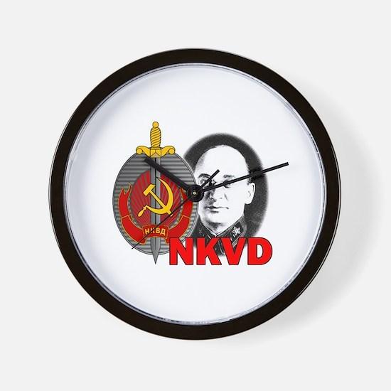 Communist Wall Clock
