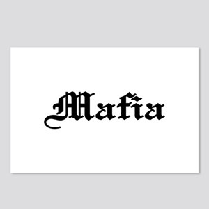 Mafia Postcards (Package of 8)
