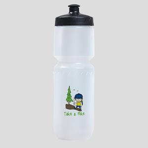 Take a Hike Sports Bottle