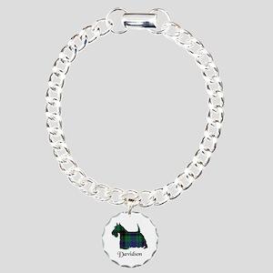 Terrier - Davidson Charm Bracelet, One Charm