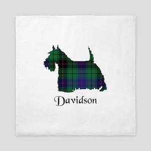 Terrier - Davidson Queen Duvet