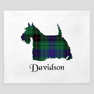 Terrier - Davidson King Duvet