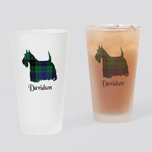 Terrier - Davidson Drinking Glass