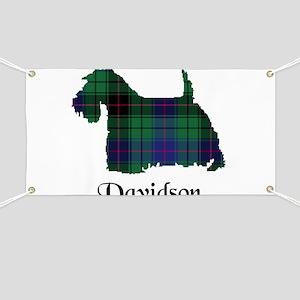 Terrier - Davidson Banner