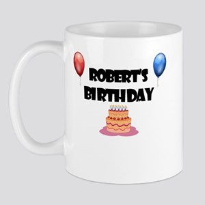 Robert's Birthday Mug