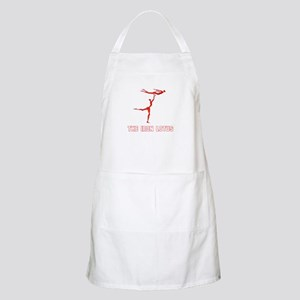 The Iron Lotus BBQ Apron