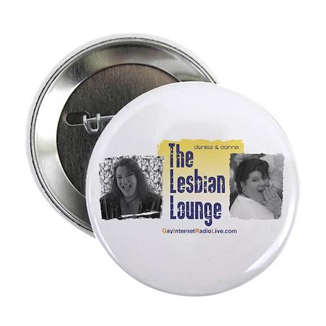 The Lesbian Lounge Button