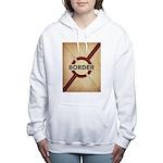 Secure The Border Women's Hooded Sweatshirt