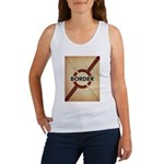 Secure The Border Tank Top