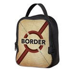 Secure The Border Neoprene Lunch Bag