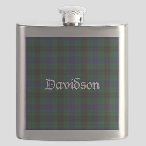 Tartan - Davidson Flask