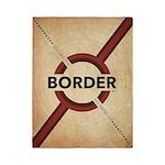 Secure The Border Twin Duvet
