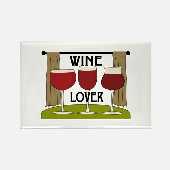 Wine Lover Magnets