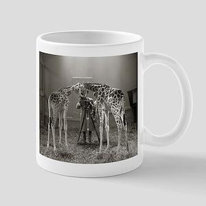 Giraffe Portrait, 1926 Mugs