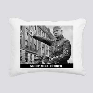NIcht Mein Fuhrer Rectangular Canvas Pillow