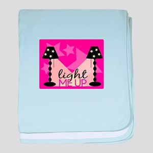 Light Me Up baby blanket