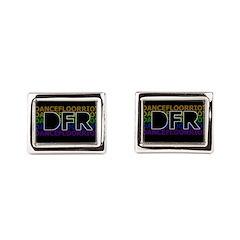 DFR Rectangular Cufflinks