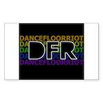 DFR Sticker