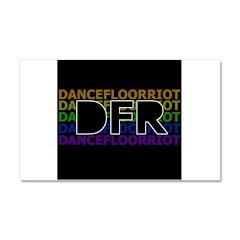 DFR Car Magnet 20 x 12