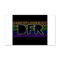 DFR Wall Decal