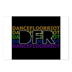 DFR Postcards (Package of 8)