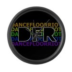 DFR Large Wall Clock