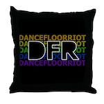 DFR Throw Pillow