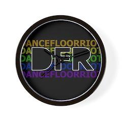 DFR Wall Clock