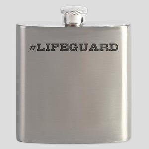 Lifeguard Hashtag Flask
