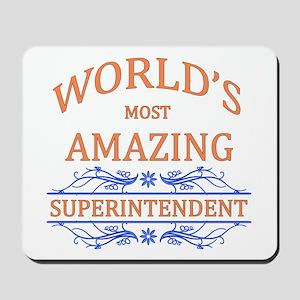 Superintendent Mousepad
