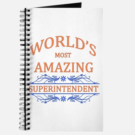 Superintendent Journal
