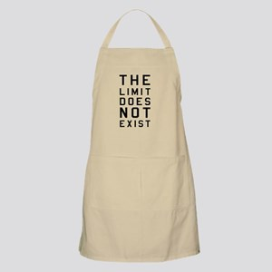 The limit does not exist Apron