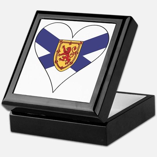 Love Nova Scotia Keepsake Box