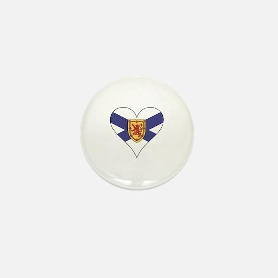 Love Nova Scotia Mini Button