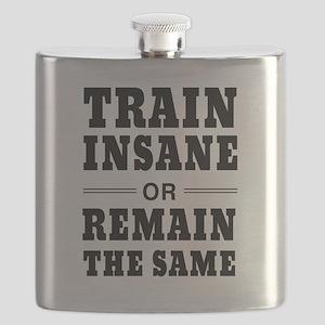Train insane or remain same Flask