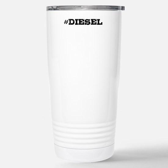 Diesel Hashtag Travel Mug