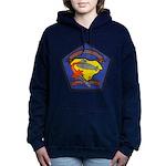 USS L. MENDEL RIVERS Women's Hooded Sweatshirt