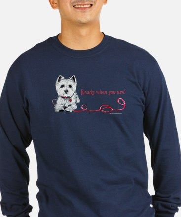 Westhighland White Terrier Re T