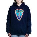 USS LOFBERG Women's Hooded Sweatshirt