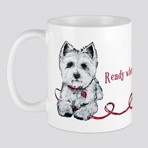 Westhighland White Terrier Re Mug