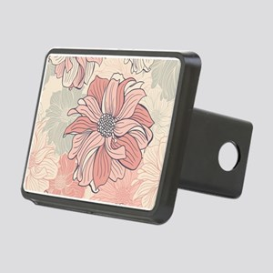 Vintage Floral Hitch Cover
